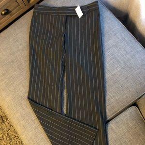Loft striped pants